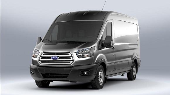 Kupematta Ford Transit