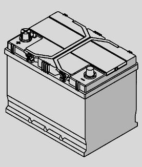Batteri E24 Blue Dynamic