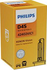 Gasurl.lampa D4S Vision