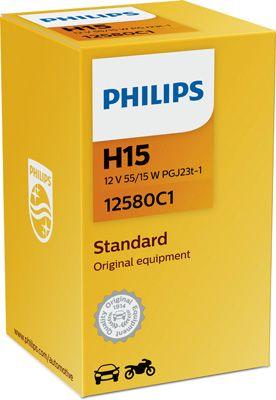 Halogenglödlampa H15 12V