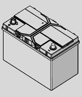 Batteri G8 Blue Dynamic