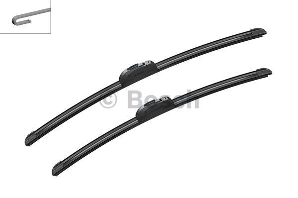 Flatbladesats AR551S 550/500