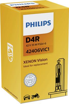Gasurl.lampa D4R Vision