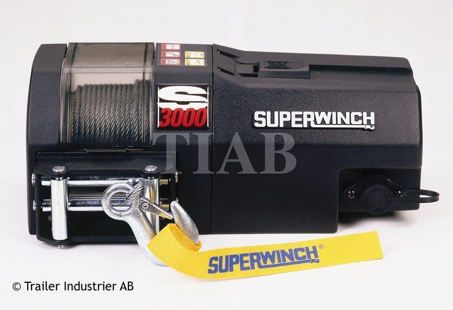 Superwinch S3000 12V