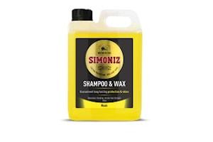 Shampo & wax 2 l