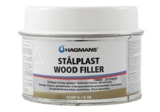 Spackel Stålplast Wood Filler