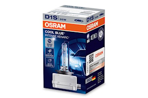 Gasurl.lampa D1S 35W Cool Blue
