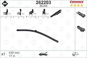 Flatblade SC43 430