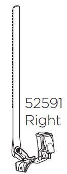 Hjulspännband höger