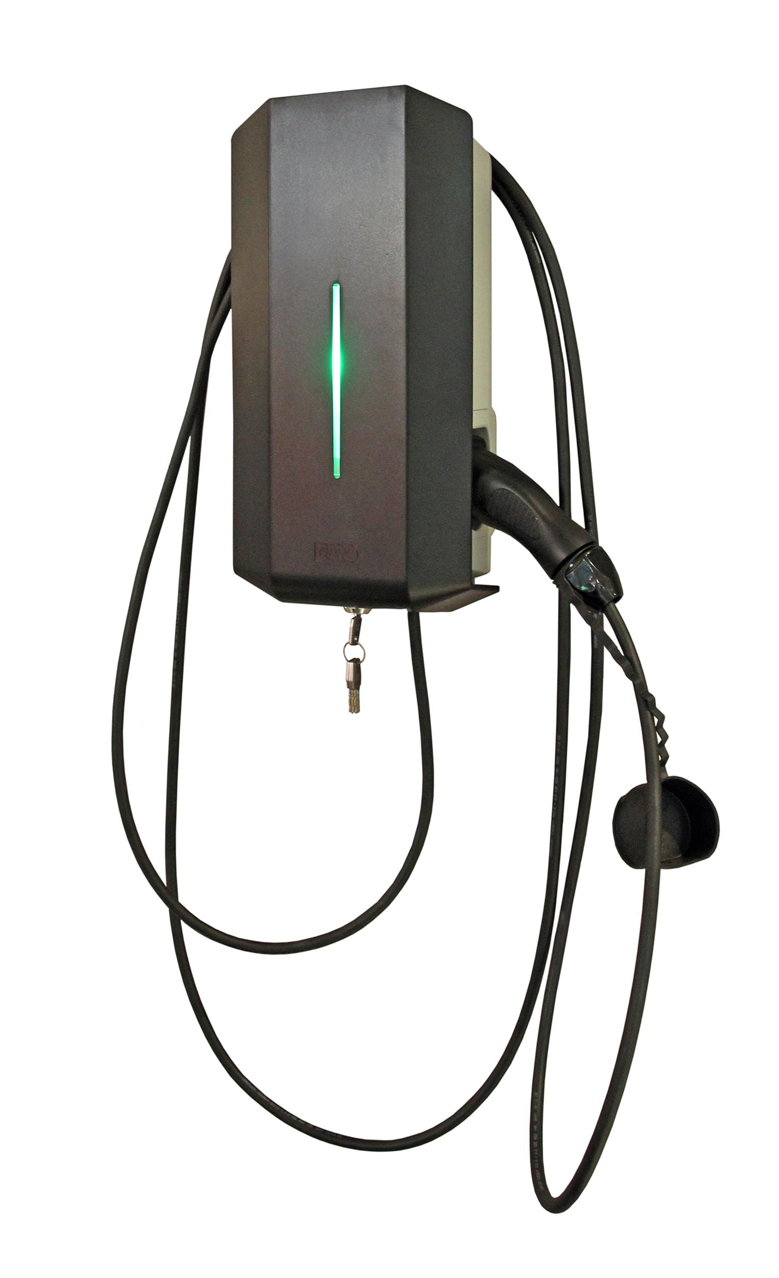 GLB 3,7 kW fast kabel Typ 2