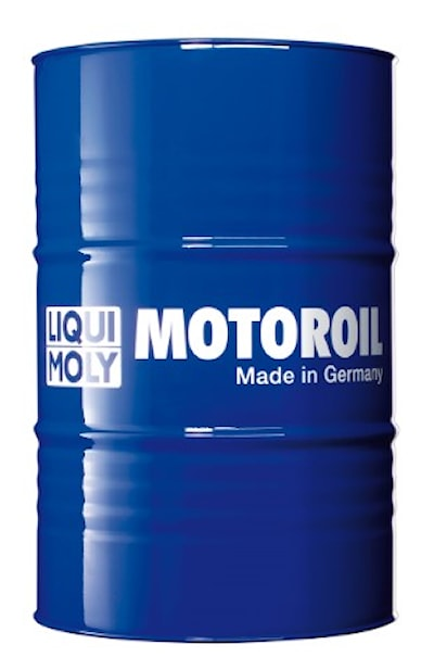 Styrservo olja 205l