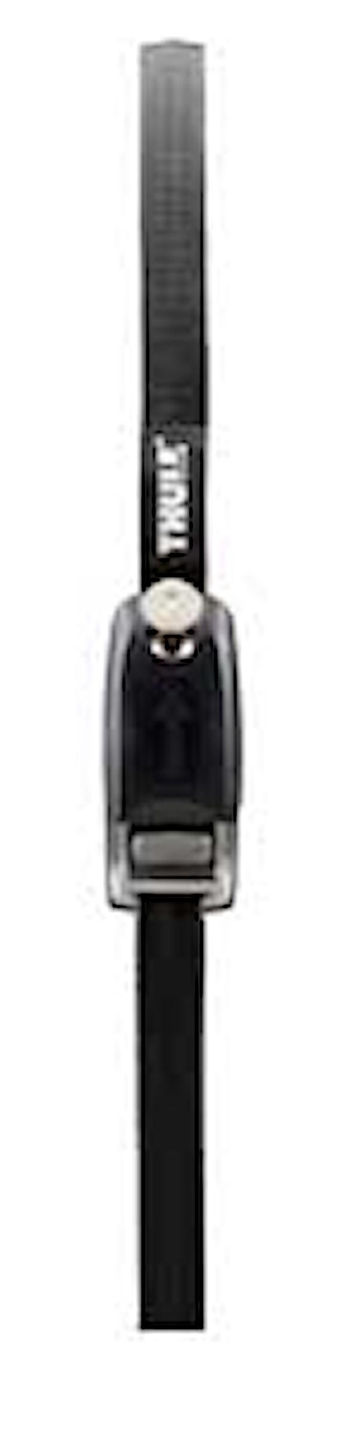 Spännband 4 m, låsbart, 2-pack