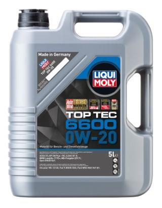 Top Tec 6600 0W-20 5L