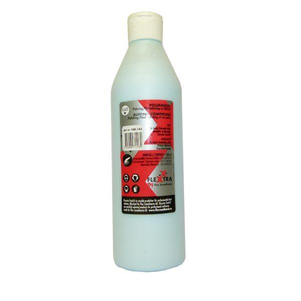 Polermedel Glaze + 500 ml