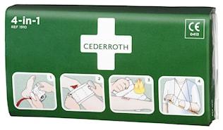 Cederroth 4-in-1 Blodstoppare