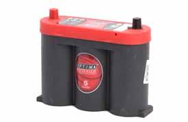 Batteri RTS2.1 RedTop