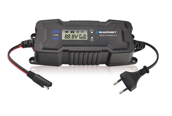 Batteriladdare 6-12 volt
