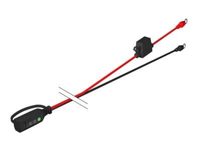 Comfort SOC med kabelskor M8