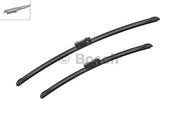 Flatbladesats A929S 600/480