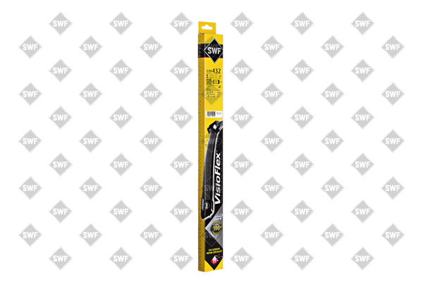 Flatblade set 640+520mm