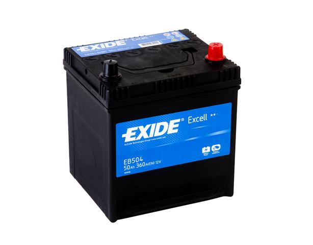 Batteri Exell 50Ah 360cca