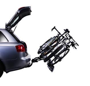 Cykelhållare EuroRide, 3 cyk