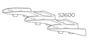 Hjulhållare VC 926/927