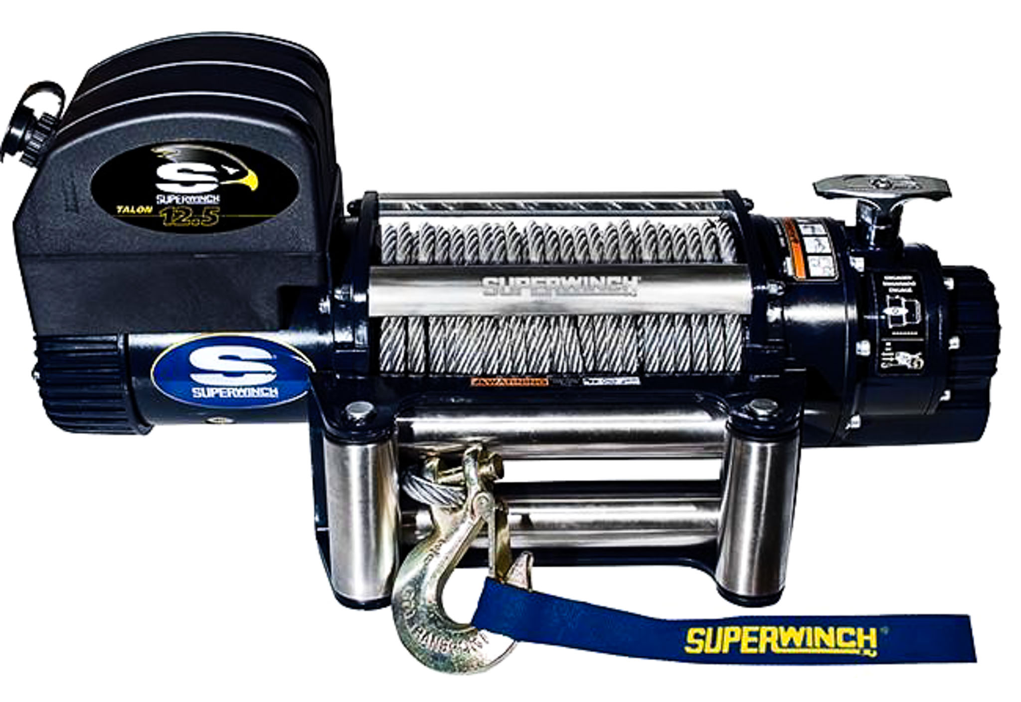 Superwinch TALON 12,5 5600 kg