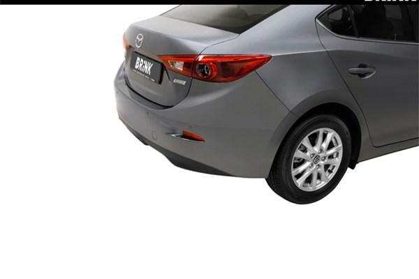 Avtagbar dragkrokt Mazda 3 sed