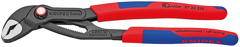 KNIPEX Cobra® QuickSet 250mm