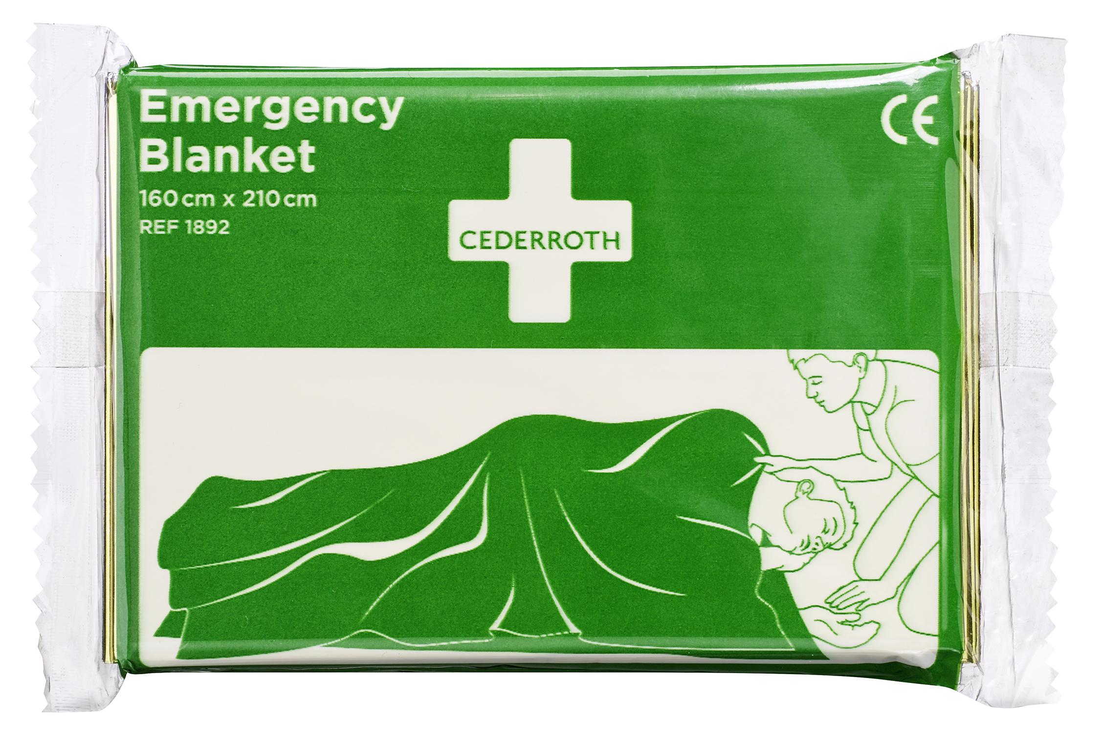 Cederroth Räddningsfilt