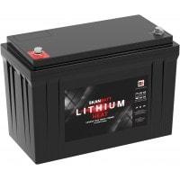 Batteri 100Ah Litium Heat Pro
