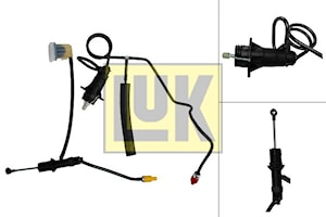 Huvud-/Slavcylinder, Kit