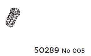 Låscylinder 2E (005)