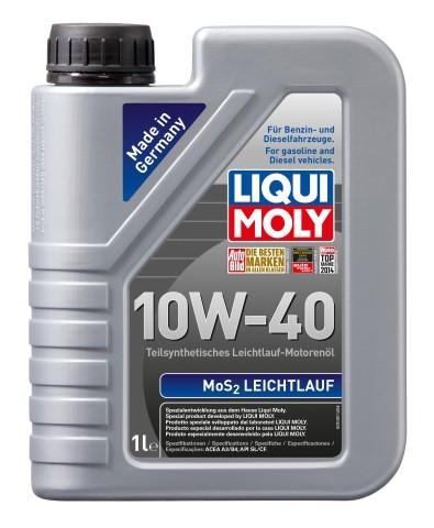 MoS2 Leichtlauf 10W-40 1l