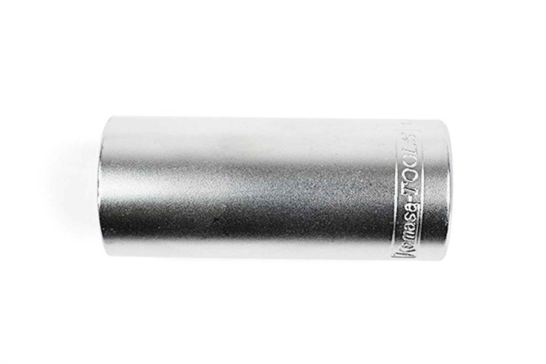 "Hylsa 3/8"" 12-kant, 21mm, lång"