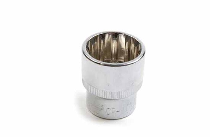 """Hylsa 3/8"""" sfärisk 10 mm-3/8"""""""