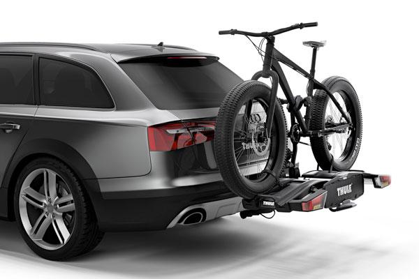 Cykelhållare EasyFold XT 2 cyk