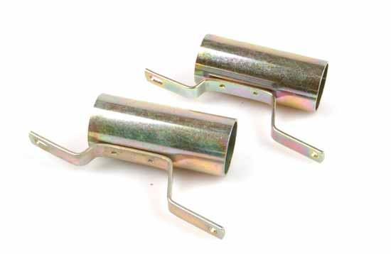 Hållare rör 29mm 2-pack