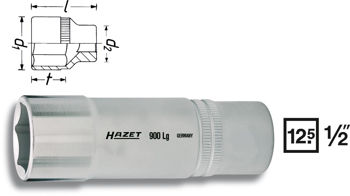 "Hylsa 1/2"" 27mm"