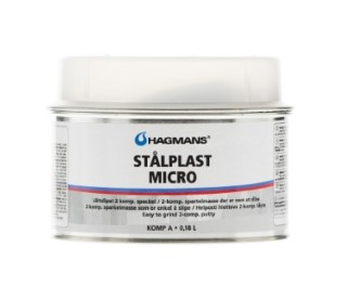 Spackel Stålplast Micro 0,18 L
