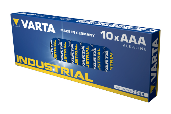 Batteri AAA/LR03 Industrial