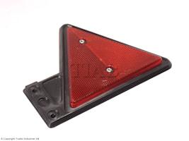 Reflex trekant m fäste höger
