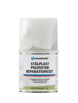 Polyester reparationsset 250 g