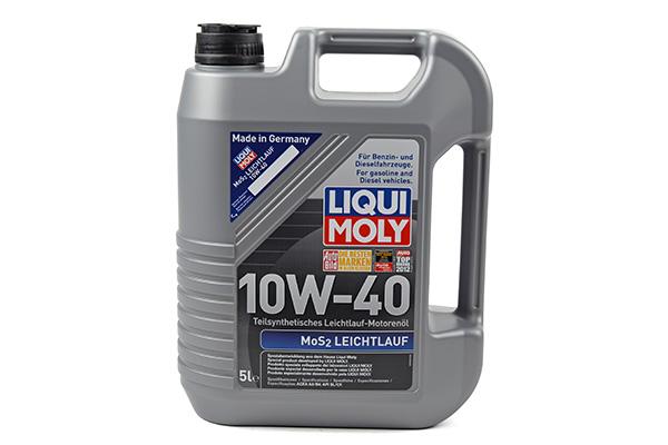 MoS2 Leichtlauf 10W-40 5l