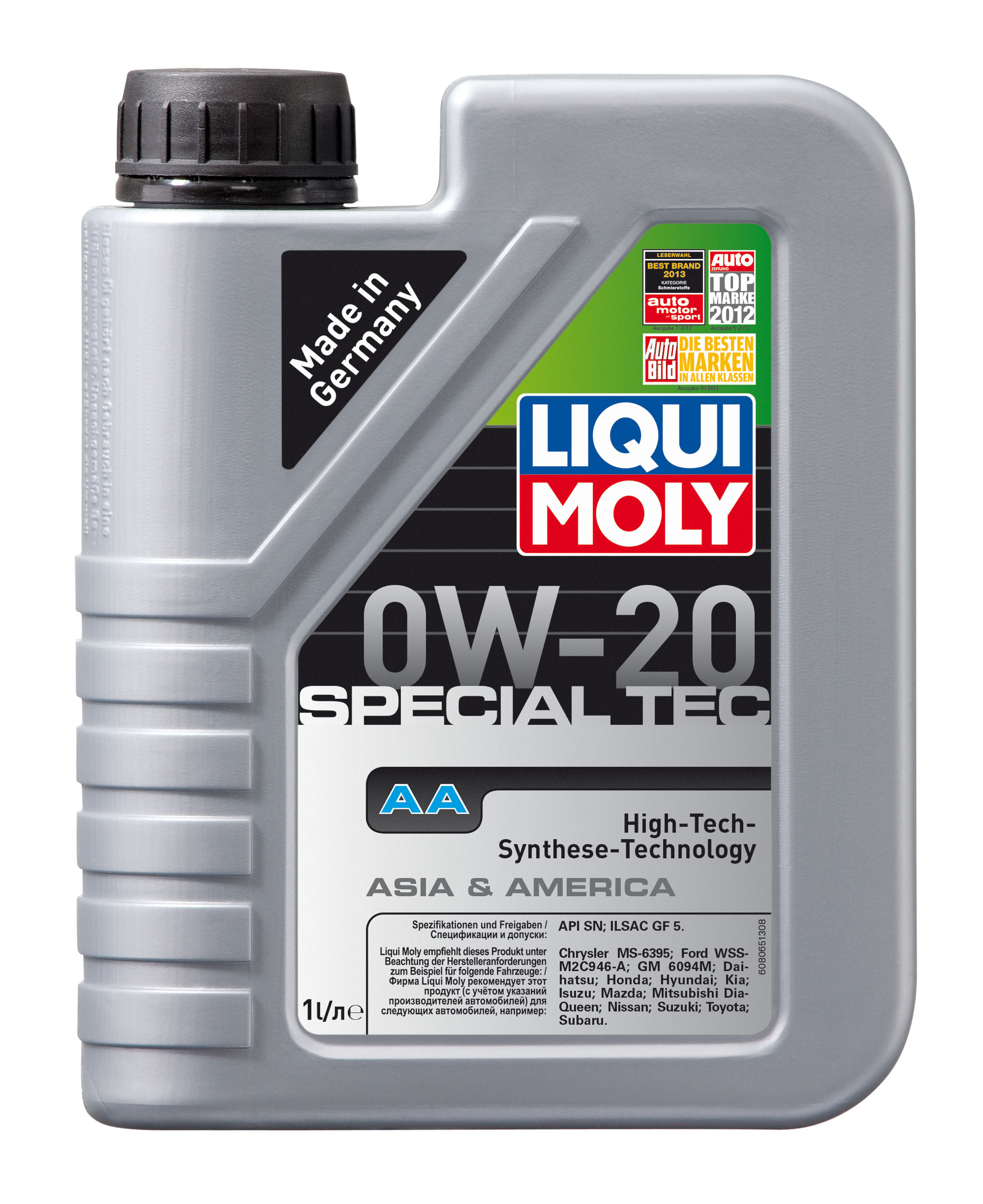 Special Tec AA 0w-20 1l