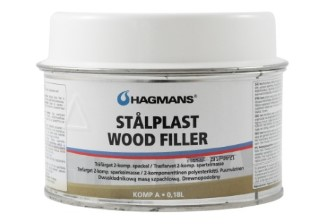 Spackel Stålplast Wood Filler