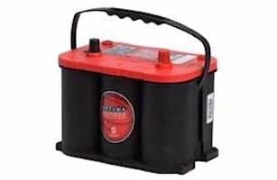Batteri RTR4.2 RedTop