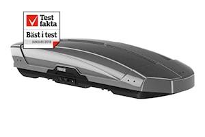 Takbox Motion XT XL Titanblank