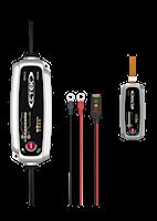 Batteriladdare CTEK MXS 5.0 - 4-i-1 komplett kit för batteriladdning